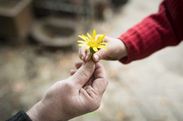 NAGAYAとの交流から芽生える社会性